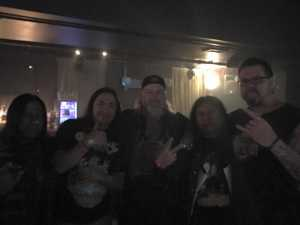Overkill Nile - Concord Music Hall - 02182017