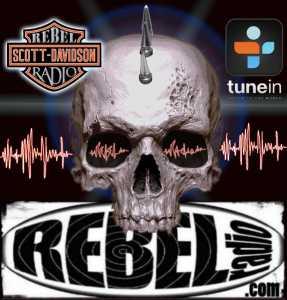 Rebel Skull - TuneIn App